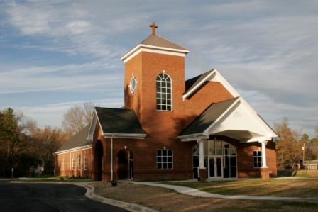 Covenant Presbyterian Exterior1