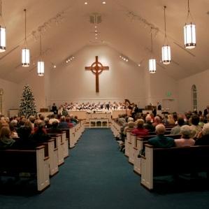 Covenant Presbyterian Interior1