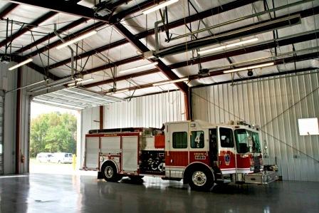 Goldsboro Fire Station3