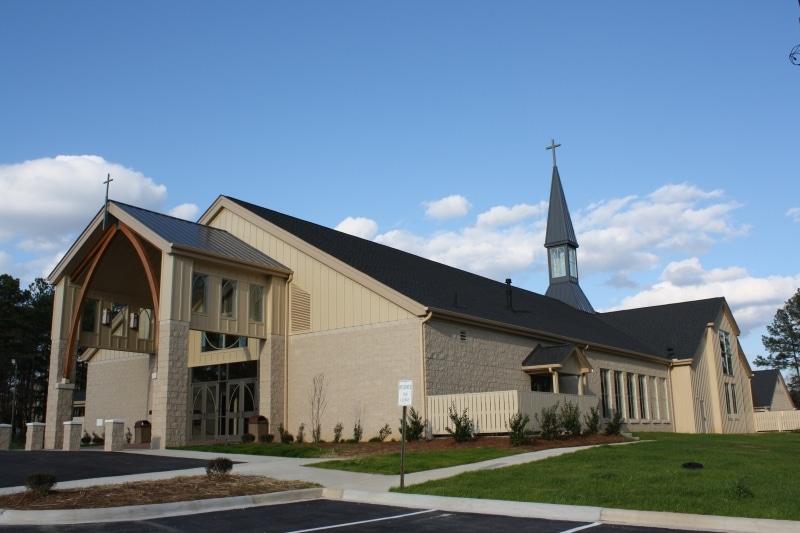 St. Eugene Catholic Church 7